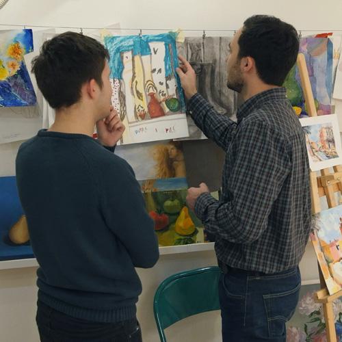 Art Show for Mental Health Awareness Week
